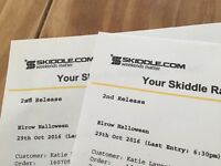 2 Warehouse Project tickets for Elrow Halloween - 29th October