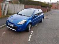 2009 RENAULT CLIO 1.2 DYNAMIQUE ONLY 70K MILES IMMACULATE INSIDE AND OUT