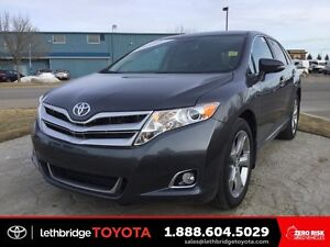 Toyota Certified 2016 Toyota Venza LE AWD V6 - DUAL CLIMATE!