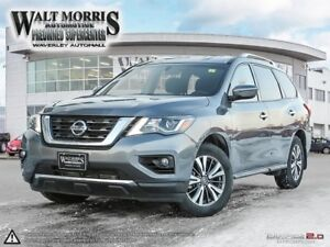 2017 Nissan Pathfinder SV: ONE OWNER, ACCIDENT FREE MANITOBA VEH