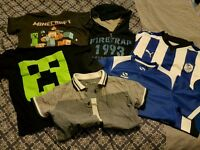 Bundle Boy Clothes 6-8years