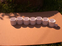 Lovely collection of candle holders, Habitat, Ikea, vintage £10 box