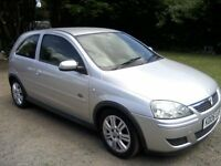 VAUXHALL CORSA 1-2 ACTIVE TWINPORT 3-DOOR 2006. 82,000 MILES ENGINE REQUIRES ATTENTION STARTS DRIVES