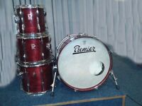 """PREMIER XPK SHELL PACK (DRUMS ONLY) 20"""" BASS DRUM"""