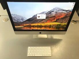 "iMac 27"" (Late 2015) - i5 @ 3.2GHz - 16GB RAM - 5k Screen -256GB SDD - macOS High Sierra"