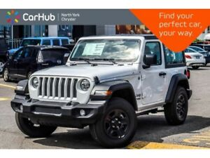 2018 Jeep Wrangler New Car JL Sport 4x4|Turbo|Hardtop|AirConditi