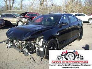 2015 Ford Taurus SHO AWD V6 ECOBOOST EN MARCHE