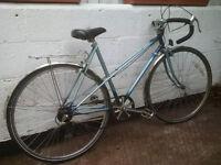 Classic Raleigh ladies road bike - Town bicycle