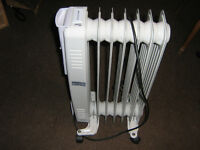 electric heater / radiator