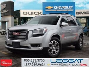 2015 GMC Acadia SLT1 /1 OWNER/AWD/Nav/Sunroof