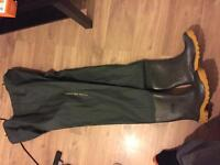 Vass - Tex 'nova' 700 series waders, used only once