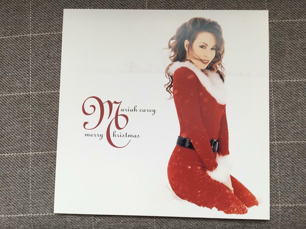 Mariah Carey Merry Christmas Vinyl