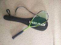 HEAD Squash racket
