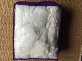 DOUBLE DUVET - 4.5 TOG (2 AVAILABLE)