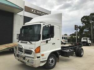 2009 Hino FD Cab Chassis 240hp Walkley Heights Salisbury Area Preview