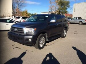 2014 Toyota Sequoia Limited 5.7L V8