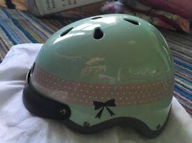 Bicycle Helmet - Sawako Furuno Designed. Brand New, Unworn.