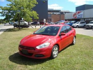 2014 Dodge Dart SE ~ MANUAL TRANSMISSION ~ CERTIFIED ~