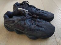Adidas Yeezy 500 Utility Black, UK 7.5, *new*