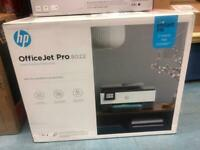 HP OfficeJet Pro 8022 All-in-One Wireless Printer Touch Screen **NEW**