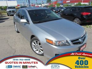 2008 Acura TSX NAVIGATION | LEATHER | SUNROOF