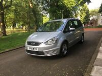 2010 FORD GALAXY ZETEC TDCI 2.0 DIESEL 7 SEATER **12 MONTHS MOT + DRIVES SUPERB + GREAT FAMILY MPV**