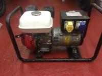 Honda GX160 2.2 KVA Stephill Generator 110/240