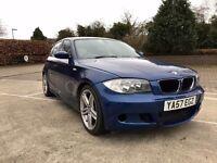 2008 BMW 1 SERIES 118D M SPORT