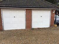 GARAGE TWO DOOR
