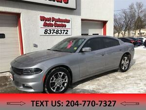 2016 Dodge Charger SXT  **All Wheel Drive**