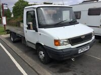 recovery truck ldv with Transit Engine+box