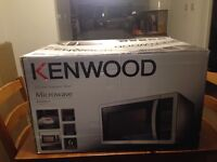 Kenwood 25 litre Stainless Steel Microwave
