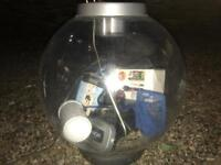 Baby Biorb Fish Tank and Accessories