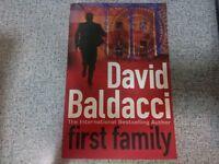 Englisch Buch : First Family - von David Baldaccis Egnlish Romane Berlin - Schöneberg Vorschau