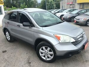 2007 Honda CR-V EX/ AUTO/SUNROOF/ALLOYS/4WD/CLEAN