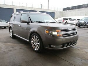 2014 Ford Flex Limited AWD - Local - 1 Owner - Navigation