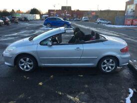 Peugeot £307cc
