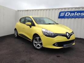 Renault Clio 0.9 TCE 90 Expression+ 5Dr Hatchback (yellow) 2013