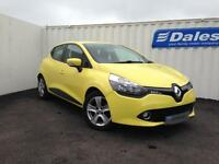 Renault Clio 0.9 TCE 90 Expression+ Energy 5dr (yellow) 2013