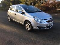 2008 Vauxhall Corsa Life 2 Keys,Long mot,Service history