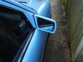 MERCEDES W210 HEATED WING MIRRORS FACE LIFT AND PRE FACELIFT
