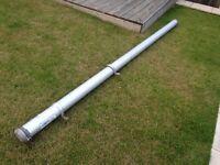 3 metre pipe tube