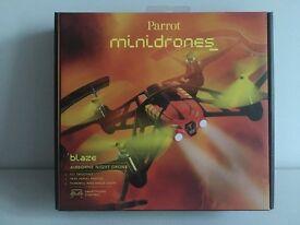 Parrot Mini Drone Airborne Cargo Quadcopter Night EVO Drone – Blaze
