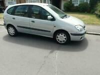 Renault Scenic 1.9 Turbo Diesel Tax & Mot
