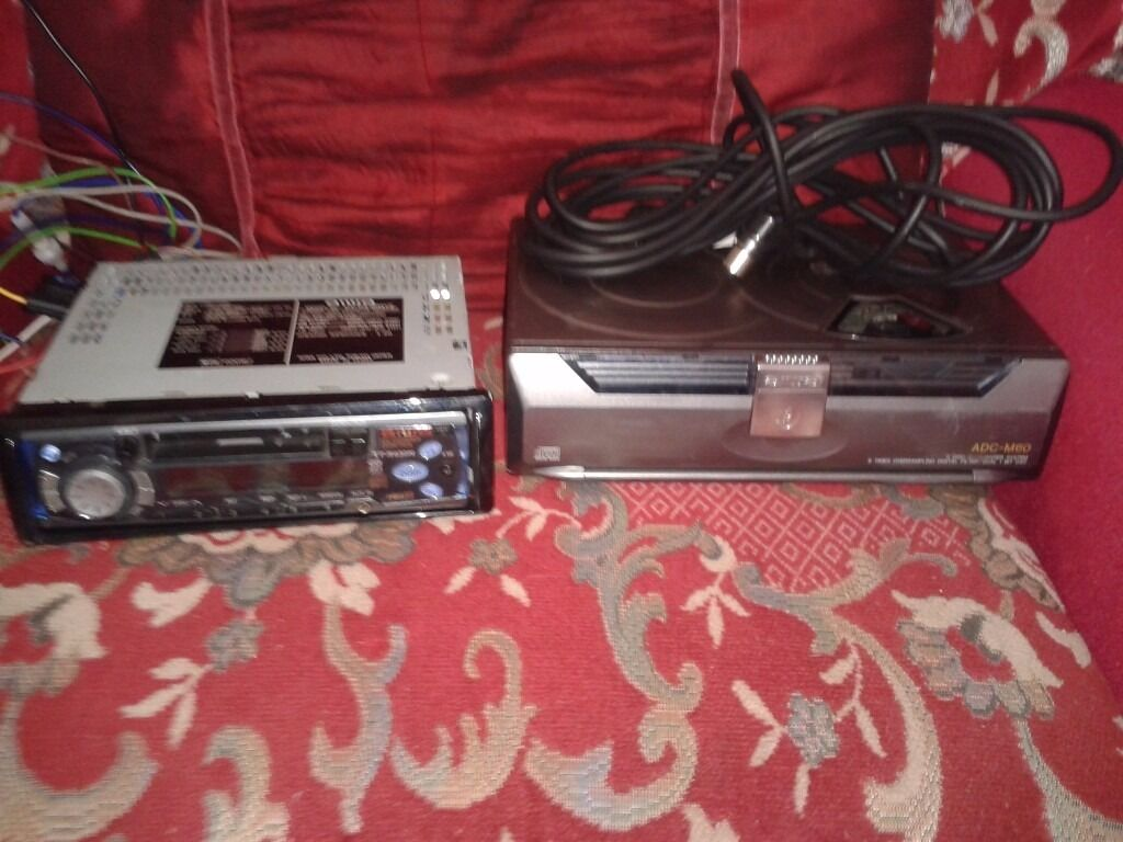 Aiwa ADC-M60 Car Stereo System   in Bootle, Merseyside