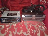 Aiwa ADC-M60 Car Stereo System