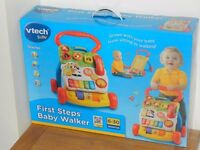 VTech Baby - First Steps Baby Walker - 6 - 30 Months