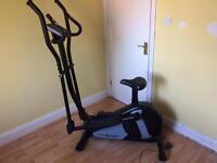 Cross Trainer + Bike Roger Black Fitness
