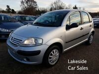 Citroen C3 Desire 5 Door Hatchback, 1.4 litre Petrol / Manual, New MOT, Lovely Condition Throughout.