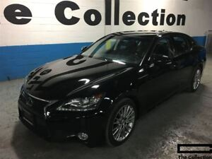 2014 Lexus GS 350 Technology Pkg / Luxury Pkg / Navigation/ AWD